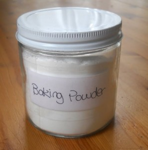 How to make your own Grain-free Corn-free Baking Powder