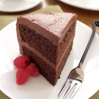 Chocolate Date Frosting