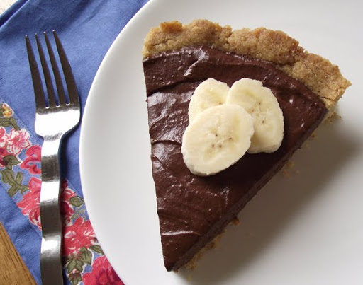 gluten-free-banana-chocolate-pie