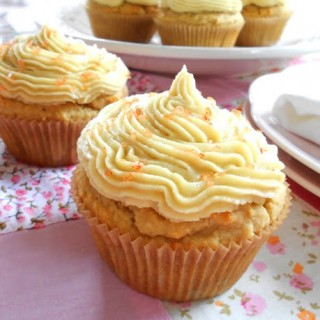 Dairy Free Frosting : Coconut Buttercream