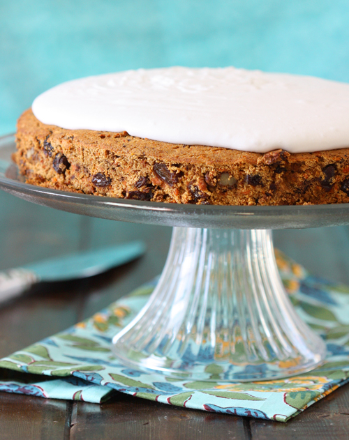 Gluten Free Carrot Cake - The Spunky Coconut