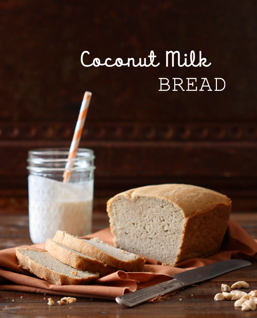 Gluten-free Coconut Milk Bread