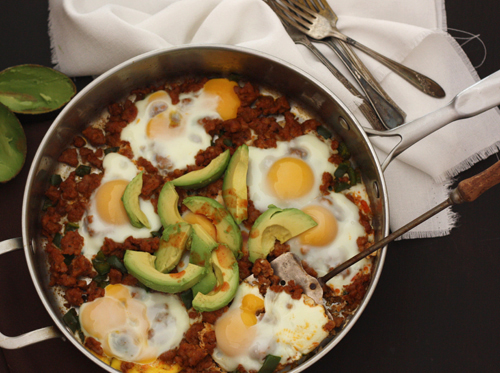 Chorizo_And_Eggs