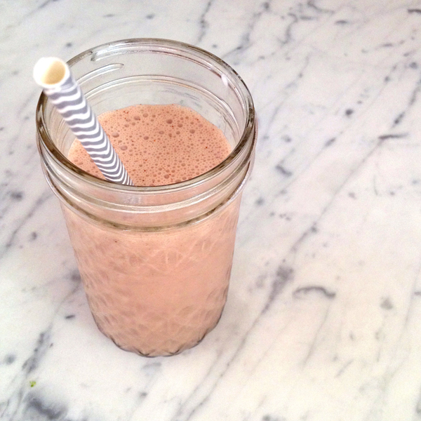Salted Caramel Protein Shakes - The Spunky Coconut
