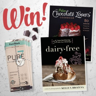 Chocolate and Cookbook Giveaway