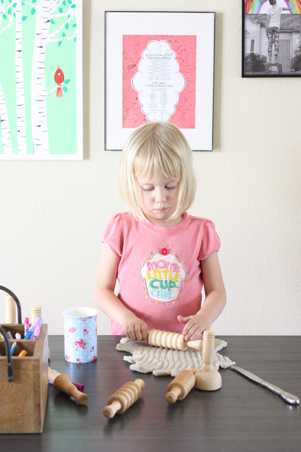Gluten-free Playdough recipe