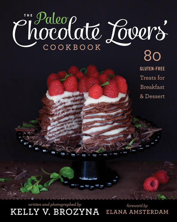 Paleo Chocolate Cookbook