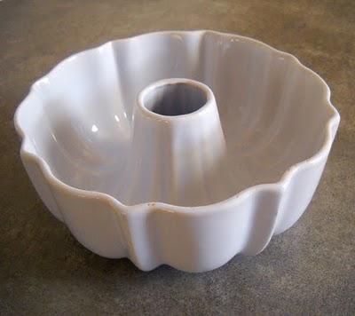 Ceramic Bundt Pan The Spunky Coconut