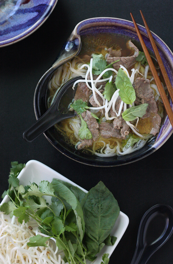 Pho: Vietnamese Bone Broth - The Spunky Coconut