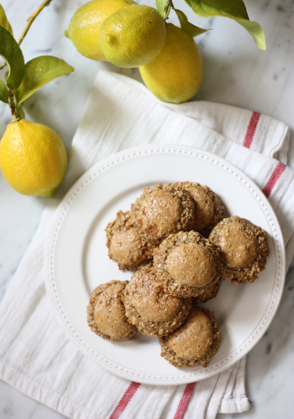 Cinnamon Star Cookies The Spunky Coconut