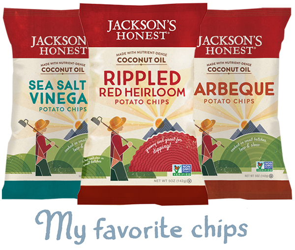 Jackson Honest Chips for sale
