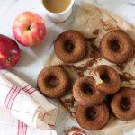 gluten free cider donuts