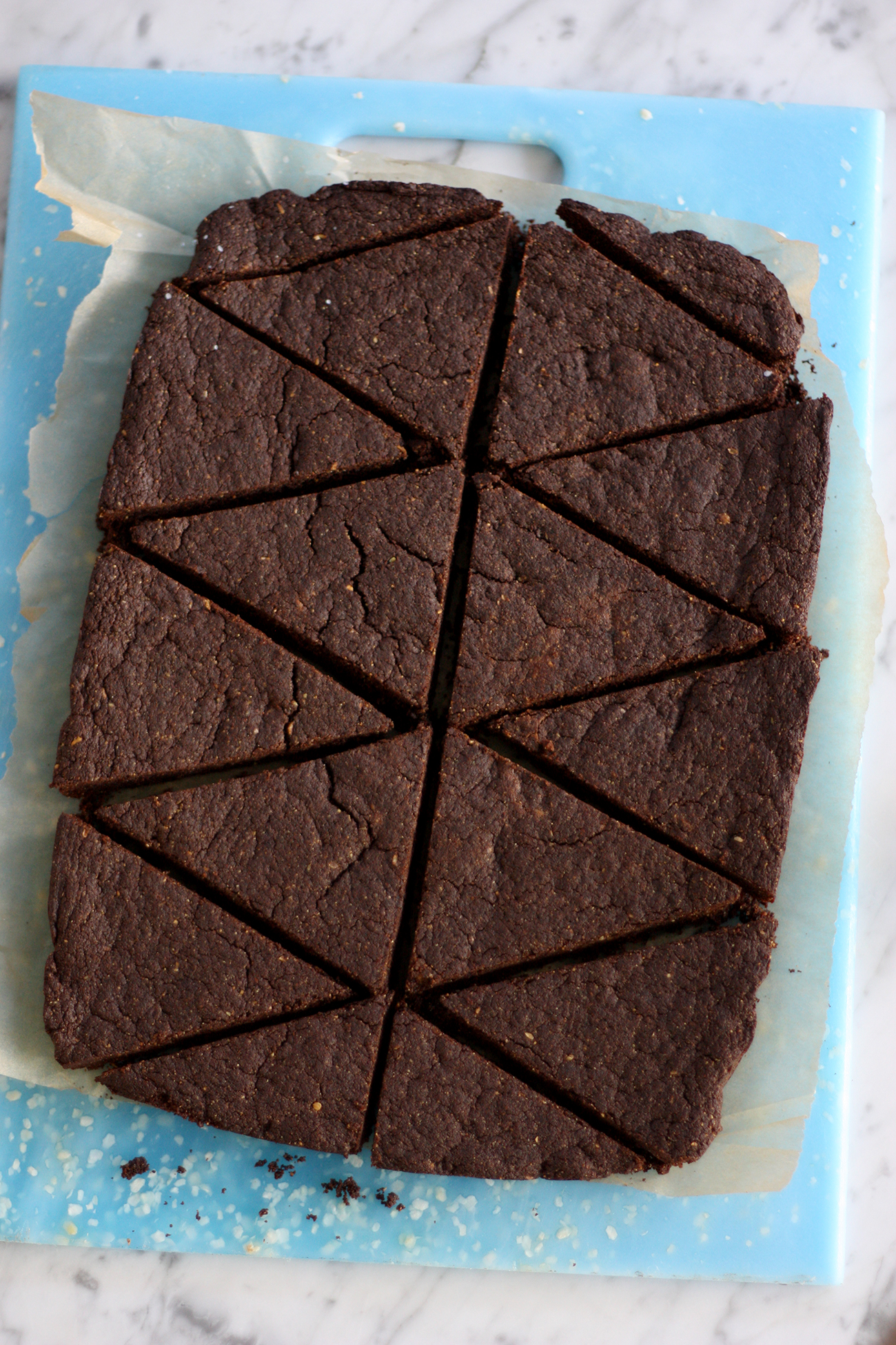 Allergy-free Mint Christmas Tree Brownies! - The Spunky ...