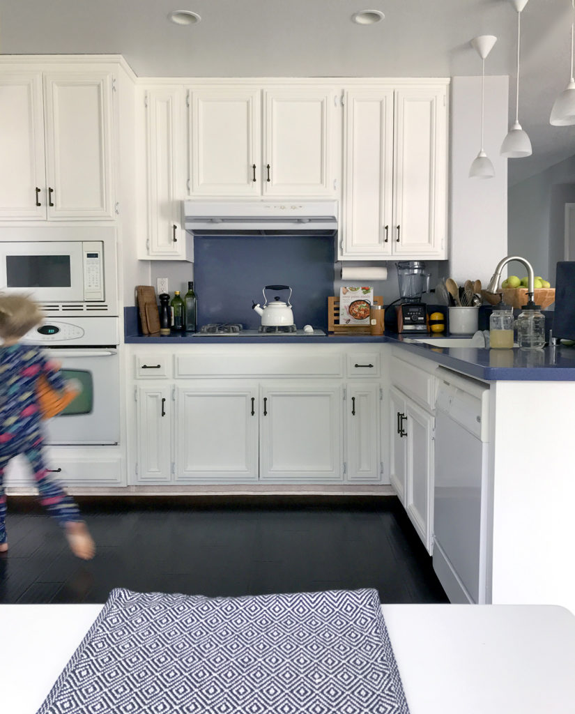 Clean Grease Off Kitchen Cabinets: Kitchen Renovation Before & After Photos